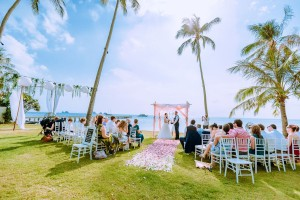 wedding in thailand venue