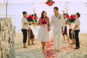 wedding in thailand