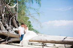 wedding photography at Samui